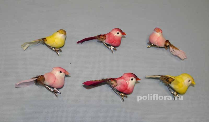 Маленькая птичка своими руками 2