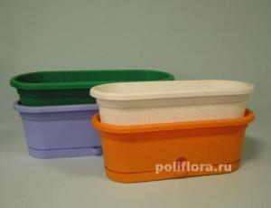 Кактусница Пластика 31 см