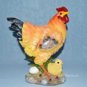 курочка, курица, петушок, петух ,пестрая, кукарекает, клюет, цветная, яркая, курица-наседка, ландшафтный дизайн, фигуры для сада, садовые фигуры, ландшафтная фигура, фигурка, китай , полистоун,, садовое, красивый, дешево, распродажа, высокое качество, украшения , декор