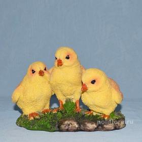 Цыплятки, желтые цыплята, птенцы, фигуры для сада, садовые фигуры, ландшафтная фигура, фигурка, китай , полистоун, садовое,  дешево, распродажа, высокое качество, украшения , декор