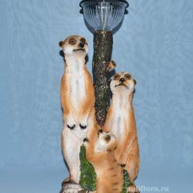 фонарь, фонарик, с ежом, зайцем, филином, гномами , попугаями, солнечный, ландшафтный дизайн, фигуры для сада, садовые фигуры, ландшафтная фигура, фигурка, китай , полистоун, садовое,  дешево, распродажа, высокое качество, украшения , декор
