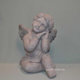 Ангел серый 46 см KP-9Y161CH-18