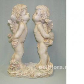 Ангелы целуются  45 см  HG99659BL