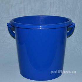 Ведро синие