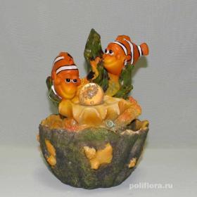 фонтан, вода, на подоконник, гномы, веселье, декор, с шариком, рыжий, с помпой, мальчик, девочка, в шляпке, маленький, цветные, яркие, лотос, гриб, в костюме, грибочки, красивые, улыбка, старичок, дерево, водопад, двое, пара, цветные шапки, бородачи, сруб, 20