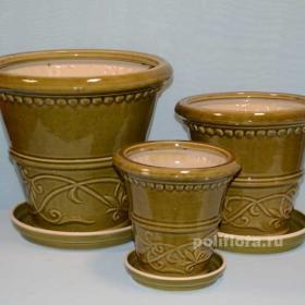 керамический набор, керамика, вьетнам, качество, красивые, горшки