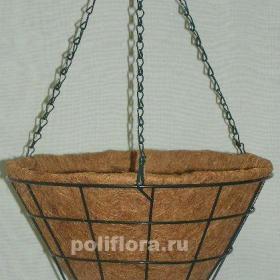 органический субстрат, который производят из луба кокосового ореха , Подвесные корзинки с металлическим каркасом и кокосовыми вкладышами , натуральный материал, китай, высокое качество, красивые кашпо, дизайн, уличные горшки, коковита, ромашка, трапеция, сфера, большие, маленькие, ампельные растения