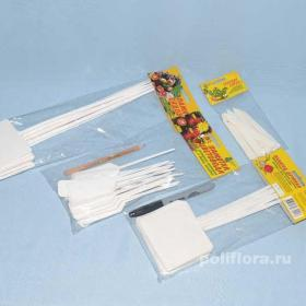 Памятка дачника набор (8шт+маркер) , Памятка садовода набор (8шт), Памятка цветовода набор (20шт+карандаш) , Бирка садовая набор (12шт)