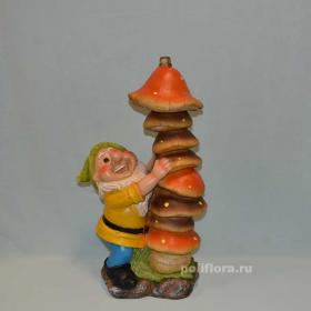 Поливалка Гном с грибами