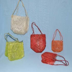 сумочка, подарок, упаковка, кашпо, декор, сувенир, цветы