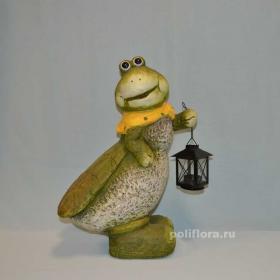 Светлячок в желт. платке с фонарем  OB40351