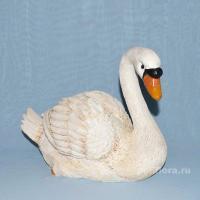 Лебедь мал.24 см TE008