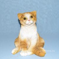 Кот сидит 21см WG16033
