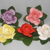 Цветок плав. 70F  21 см