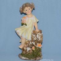Девочка с цветком  ALP322157