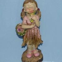 Девочка с цветочком СА67139