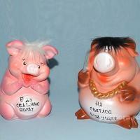 Копилка, свинка