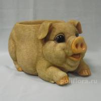 Кашпо - Свинья HA9008-10N