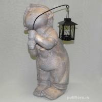 Мальчик с фонарем 45 см CQP0921-04WF