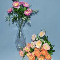 Троица, искусственные цветы, красивые, недорого, цветы на кладбище, декор,пасха, ритуальные цветы, букеты искусственные, пион