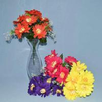 Ромашка, Троица, искусственные цветы, красивые, недорого, цветы на кладбище, декор,пасха, ритуальные цветы, букеты искусственные