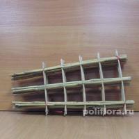 Решетки для вьюнов бамбук. шир.  х3   35, 60, 85, 110