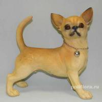 Собака Чихуа хуа 30 см К023432