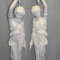 Статуя 116 см 5344А; Статуя 116 см 5344В