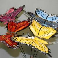 Стикер - Бабочки 1617-60A