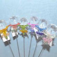 Стикеры стеклянные GC015R