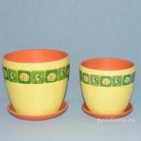 Зоопарк, керамический набор, красивый, желтый