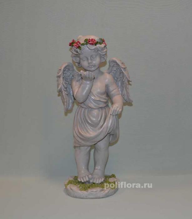 Ангел с розами 50 см OY145-98137МА