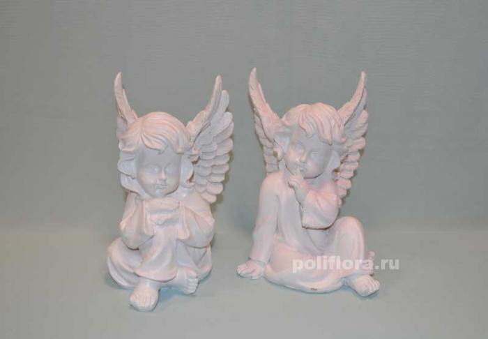 Ангелы сидят 23 см WTY04460
