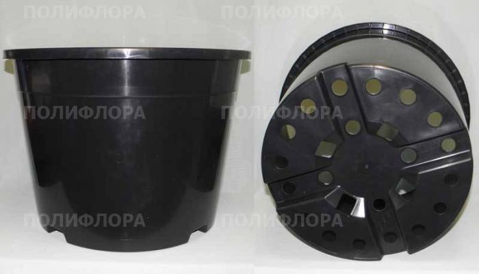 горшок для рассады BCSХ-35 (d-46, h-32, v-35)
