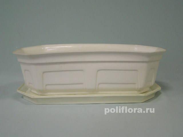 Кактусница Плафор 28 см