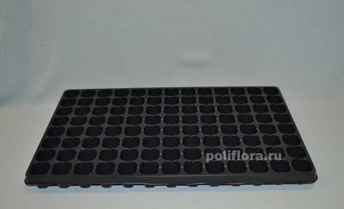 Кассета для рассады 104 ячейки 520х310х45  v-0.035л