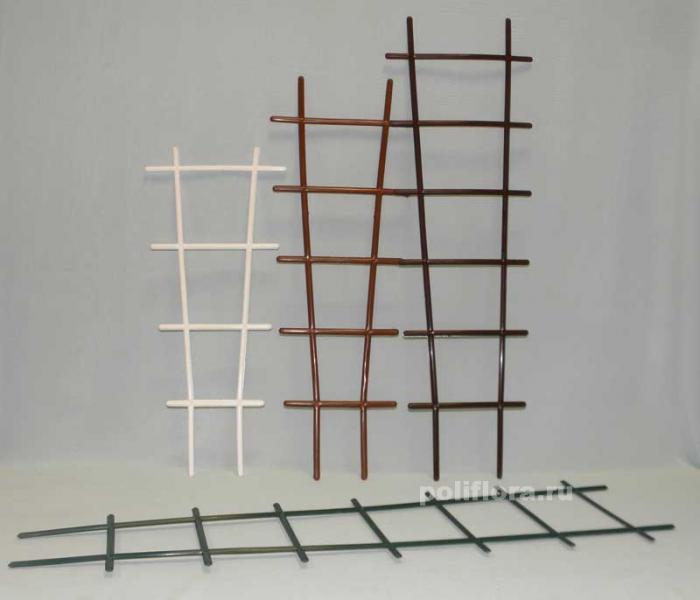 Решетка для вьюнов пласт. 40 см, 50 см, 56 см, 66 см