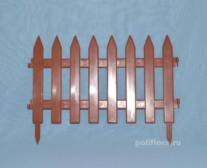 Забор декорат. мал. L=3,2м, H=26 см
